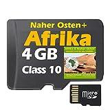Produkt-Bild: ?Afrika Africa GPS Karte 4GB microSD für alle Garmin Navigationsgeräte ? ORIGINAL von STILTEC ©