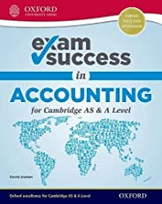 Exam Success in Accounting for Cambridge AS & A Level (Cie a Level)
