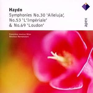 Haydn : Symphonies Nos 30, 53 & 69  -  Apex