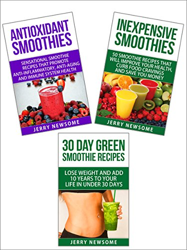 30 Days Of Smoothies Ebook