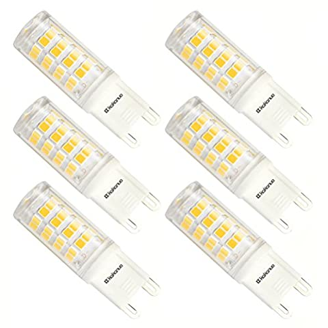 Kakanuo G9 LED BULB 3W Equivalent 45W Warm White 3000K