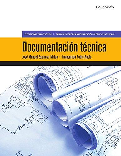 Documentación técnica por JOSÉ MANUEL ESPINOSA MALEA
