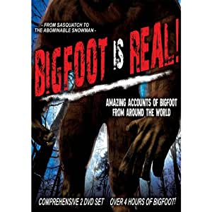 Bigfoot is Real: Sasquatch to the Abominable Snowman [DVD] [2010] [NTSC]