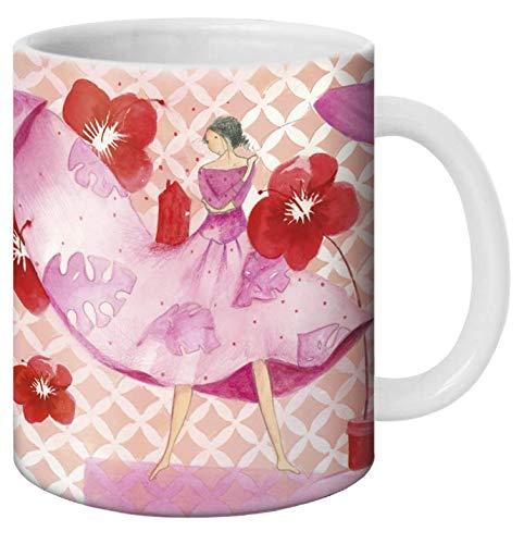 Coffee Taza'mère-veilleuse.Maman?' De Anne-Sophie rutsaert 32,5cl