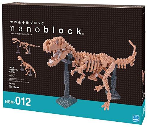 Nanoblock NAN-NBM012 T-Rex Skeleton