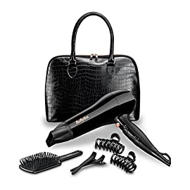 BaByliss Styling Collection 5737AGU Hair Dryer 2200W Gift SeT - 51jRs0nttzL - BaByliss Styling Collection 5737AGU Hair Dryer 2200W Gift SeT