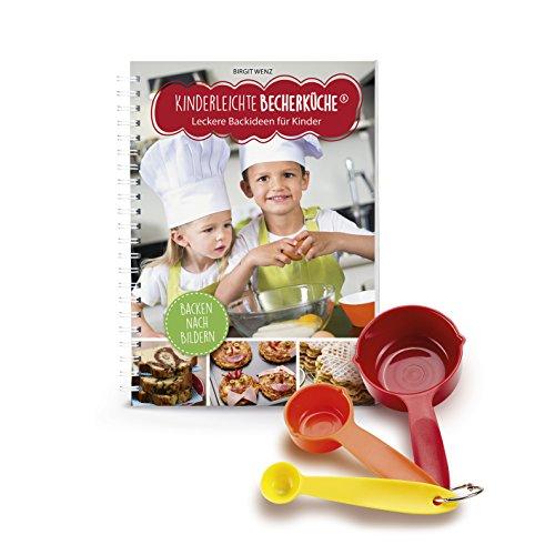 küche 03636 Backset 4-tlg. für Kinder inkl. Messbecher ()