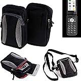 K-S-Trade® Belt Bag, Holster/Shoulder Bag For Emporia