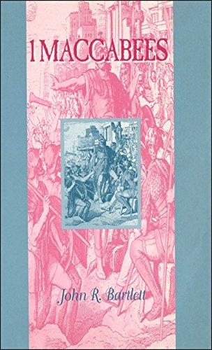 1 Maccabees (Guides to the Apocryphia & Pseudepigraphia) por John R. Bartlett