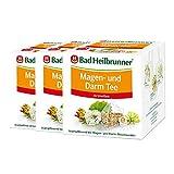 Bad Heilbrunner® Magen- und Darm Tee - Pyramidenbeutel - 3er Pack