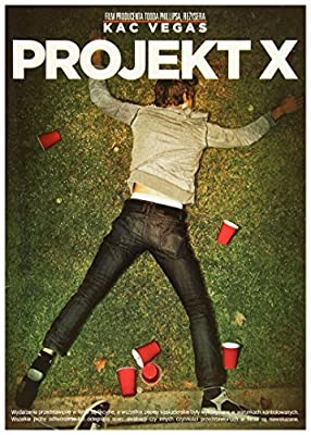 Project X [DVD] by Thomas Mann