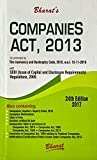 Contains the complete text of the newly enacted Companies Act, 2013 - in a smaller font size.