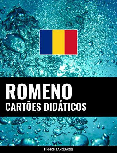 Cartões didáticos em romeno: 800 cartões didáticos importantes de romeno-português e português-romeno (Portuguese Edition)