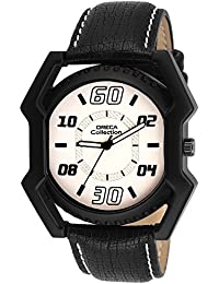 Oreca Analogue-Digital White Dial Men's Watch Gt9007