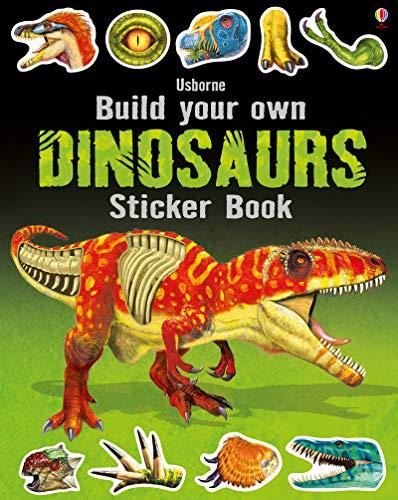 Build Your Own Dinosaurs Sticker Book par Simon Tudhope