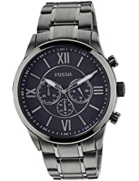 Fossil Other-Me Analog Blue Dial Men's Watch-BQ1126