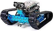 Makeblock 90092 - MBot Educativo Interattivo Programmabile Ranger 3 in 1, Blue