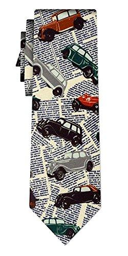 Cravate vintage car news