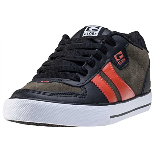 Globe Encore 2, Chaussures de skateboard homme Olive Black