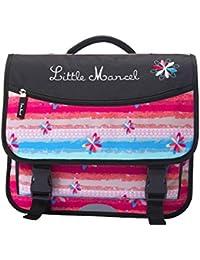 Little marcel - Grand Cartable Little Marcel ref_syd41151-lms rainbow-41*32*14