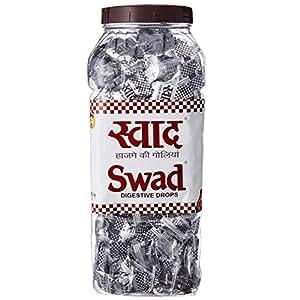 Swad Digestive Chocolate Candy Jar, 927g (300 Candies)