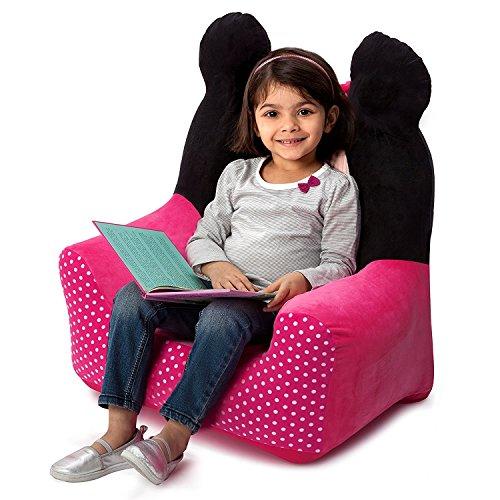 Kindersessel Auswahl Frozen - Cars - Micky - Minnie Maus - Sofa Stuhl Sessel (Minnie Maus) - 3