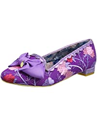 Irregular Choice Women's Sulu Closed-Toe Heels