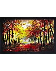 SAF 'Landscape' Painting