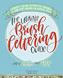 #9: The Ultimate Brush Lettering Guide: A Complete Step-by-Step Creative Workbook to Jump Start Modern Calligraphy Skills