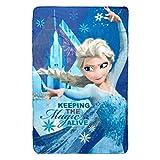 'Disney Decke von Elsa von Frozen, mit der Aufschrift