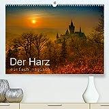 Der Harz einfach magisch(Premium, hochwertiger DIN A2 Wandkalender 2020, Kunstdruck in Hochglanz): Der Harz in magischen Bildern (Monatskalender, 14 Seiten ) (CALVENDO Orte)