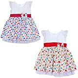 Bella Moda Pack of two Combo Cotton Dress