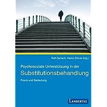 Psychosoziale Unterstützung in der Substitutionsbehandlung: Praxis und Bedeutung