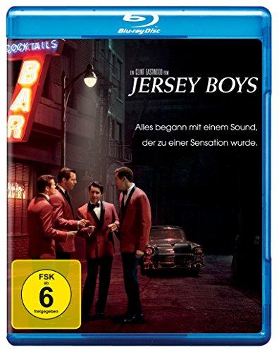 Jersey Boys [Blu-ray] (Freya-jersey)