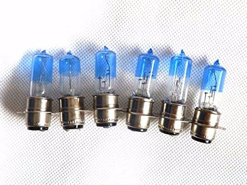 yunshuo 6x P15D 35/35W SUPER WHITE Xenon Lampen Scheinwerfer 12V