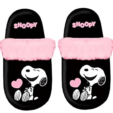 Snoopy - Chaussons Snoopy Mule - Taille 37-40