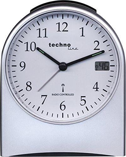 Technoline Funkwecker WT 765 mit Schlummerfunktion und Beleuchtung