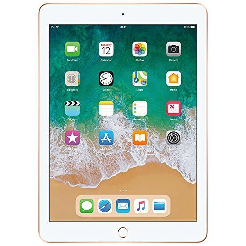 Apple IPad 32GB 3G 4G Gold Tablet Tablets 246 Cm 97 2048 X 1536 Pixels 32 GB 3G IOS 11 Gold