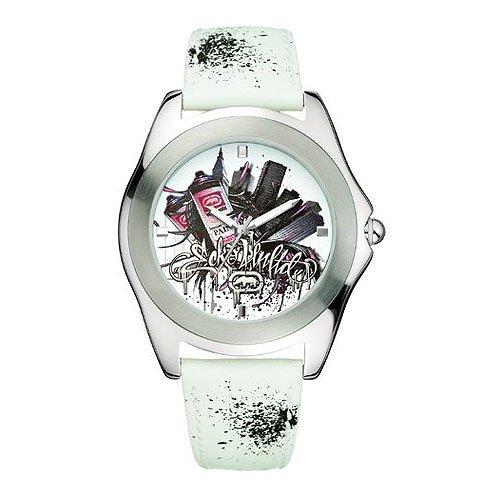Marc Ecko E07502G2 – Reloj de pulsera para Hombre, blanco