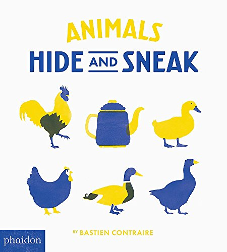 Animals : hide and sneak