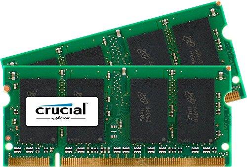 Crucial DDR2 SDRAM Memory