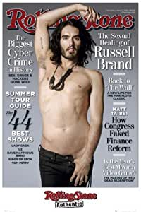 Rolling Stone - Russell Brand - Maxi Poster - 61 cm x 91.5 cm