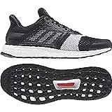 adidas Herren Ultraboost ST m Laufschuhe, Schwarz Core Black/FTWR White/Carbon, 42 2/3 EU