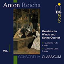 Reicha: Quintets for Winds and String Quartet, Vol. 1