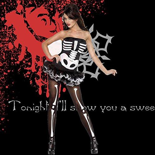 (Gorgeous Halloween-Kostüm -Drama TheaterserviceSpieluniformen weibliche Modelle Geister Vampir -Rollen)
