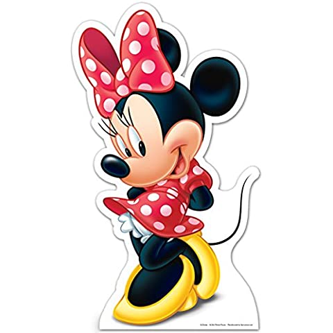 Disney - Figura Minnie Mouse (Star Cutouts SC363)