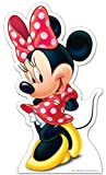 Minnie Mouse Lifesize Cardboard Cut-out