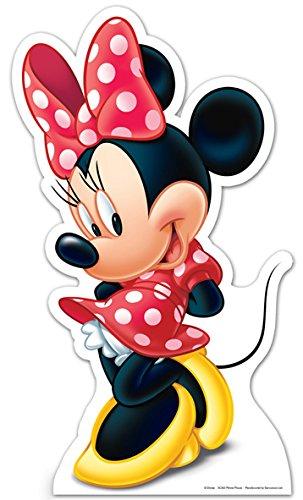 falksson Life-Size Stand-up (Lebensgroßer Pappaufsteller) Disney's Minnie Mouse