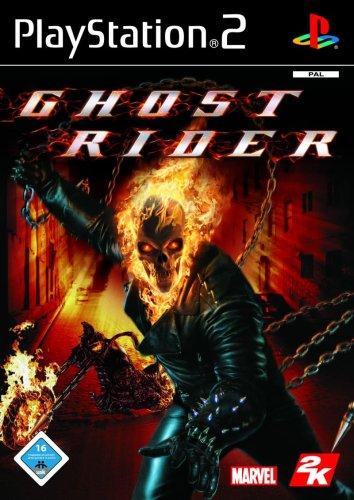 Ghost Rider (Alle Ps2-action-spiele)
