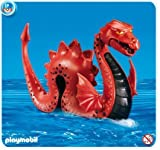 PLAYMOBIL® 7948 Nessie (rot) Seeungeheuer [Folienverpackung]